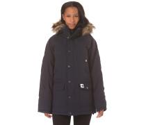 Trapper - Mantel für Damen - Blau