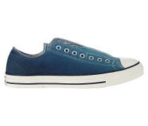 Chuck Taylor All Star - Slip Ons für Damen - Blau