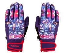 Laver - Snowboard Handschuhe für Damen - Lila