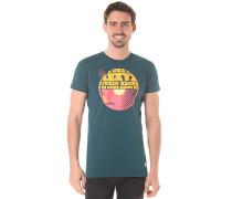Tee Print - T-Shirt für Herren - Grün