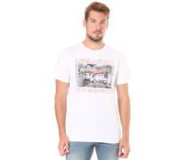 Crew Downhill C - T-Shirt für Herren - Weiß