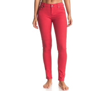 Suntripper Color - Jeans für Damen - Rot