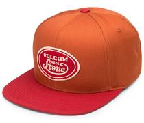 Cresticle - Flexfit Cap für Herren - Orange
