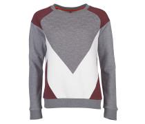 Ouiam - Sweatshirt für Damen - Rot