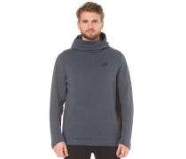 Tch Fleece - Kapuzenpullover für Herren - Blau