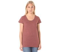 Elba - T-Shirt für Damen - Rot