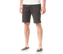 Sawyer - Chino Shorts für Herren - Schwarz