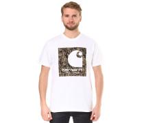 C Collage - T-Shirt für Herren - Weiß