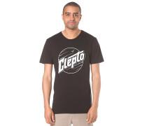 Circle - T-Shirt für Herren - Schwarz