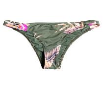 Castaway Floral - Bikini Hose für Damen - Grün