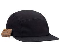 The Richmond SE Snapback Cap - Schwarz