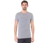 Mount - T-Shirt für Herren - Blau