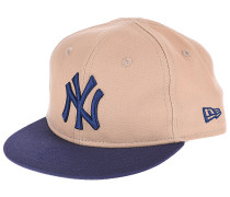 Essential 9Fifty New York Yankees - Snapback Cap für Jungs - Beige