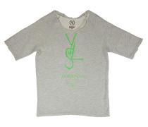 YLS Short - Sweatshirt für Herren - Grau