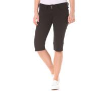Venus Crop - Shorts für Damen - Schwarz