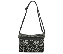 In The Mix Crossbody - Handtasche - Schwarz