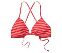 Kupala - Bikini Oberteil für Damen - Rot
