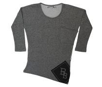 Bb Grey Pocket - Sweatshirt für Herren - Grau