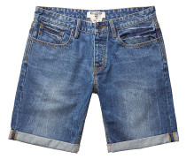 Straight Fifty 5 Pocket - Shorts für Herren - Blau