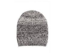 Wooly - Mütze für Damen - Schwarz