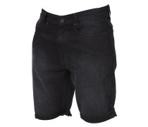 Outsider 5 Pocket Denim - Shorts für Herren - Schwarz