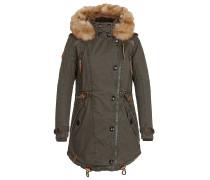Grünwalds Herbstsonne - Jacke für Damen - Grün