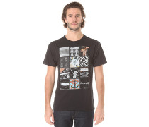 Universal Corner - T-Shirt - Schwarz