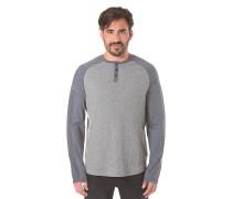 Dragger - Langarmshirt für Herren - Grau