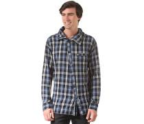 Pinge - Langarmshirt für Herren - Blau