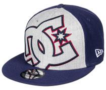 Double Up - Snapback Cap für Herren - Blau