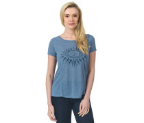 Chaati - T-Shirt - Blau