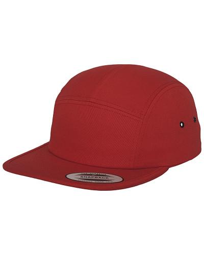 Classic Jockey Cap - Rot