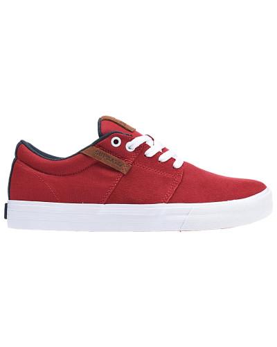 Supra Footwear Herren Stacks Vulc II - Sneaker - Rot Freies Verschiffen Ausgezeichnet ZqbCX