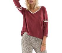 Get Back - Langarmshirt für Damen - Rot