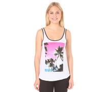Solar Shore - T-Shirt für Damen - Weiß