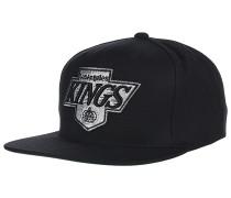 Wool Solid LA KingsSnapback Cap Schwarz