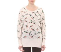 Spring Groupie II - Langarmshirt für Damen - Beige