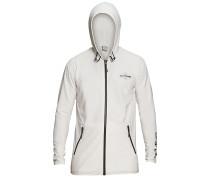 Mens H2O-Man Front Zip - Funktionsjacke für Herren - Weiß