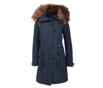 Tamarah - Mantel für Damen - Blau