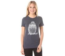 Nightvision - T-Shirt für Damen - Blau