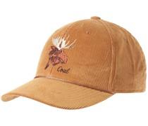 The Wilderness Low Snapback Cap