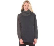 Nanaimo Turtle Neck - Sweatshirt für Damen - Blau