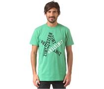 Zimtstern Typestar - T-Shirt für Herren - Grün