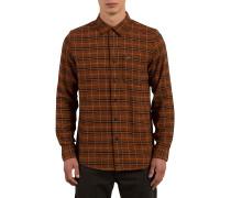 Brodus L/S - Hemd für Herren - Karo