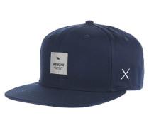 FlagSnapback Cap Blau