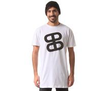 Icon Logo Teamfit - T-Shirt für Herren - Weiß