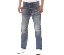 5620 3D Straight Higa - Jeans für Herren - Blau