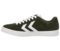 Diamant Suede Sneaker - Grün