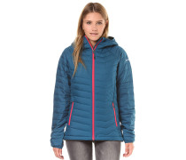 Powder Lite Hood - Outdoorjacke für Damen - Blau