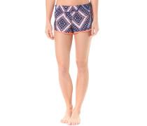 Supersuede Printed Beachrider 2.5' - Boardshorts für Damen - Mehrfarbig